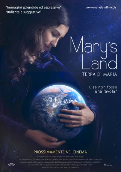 Filmplakat: MARY'S LAND