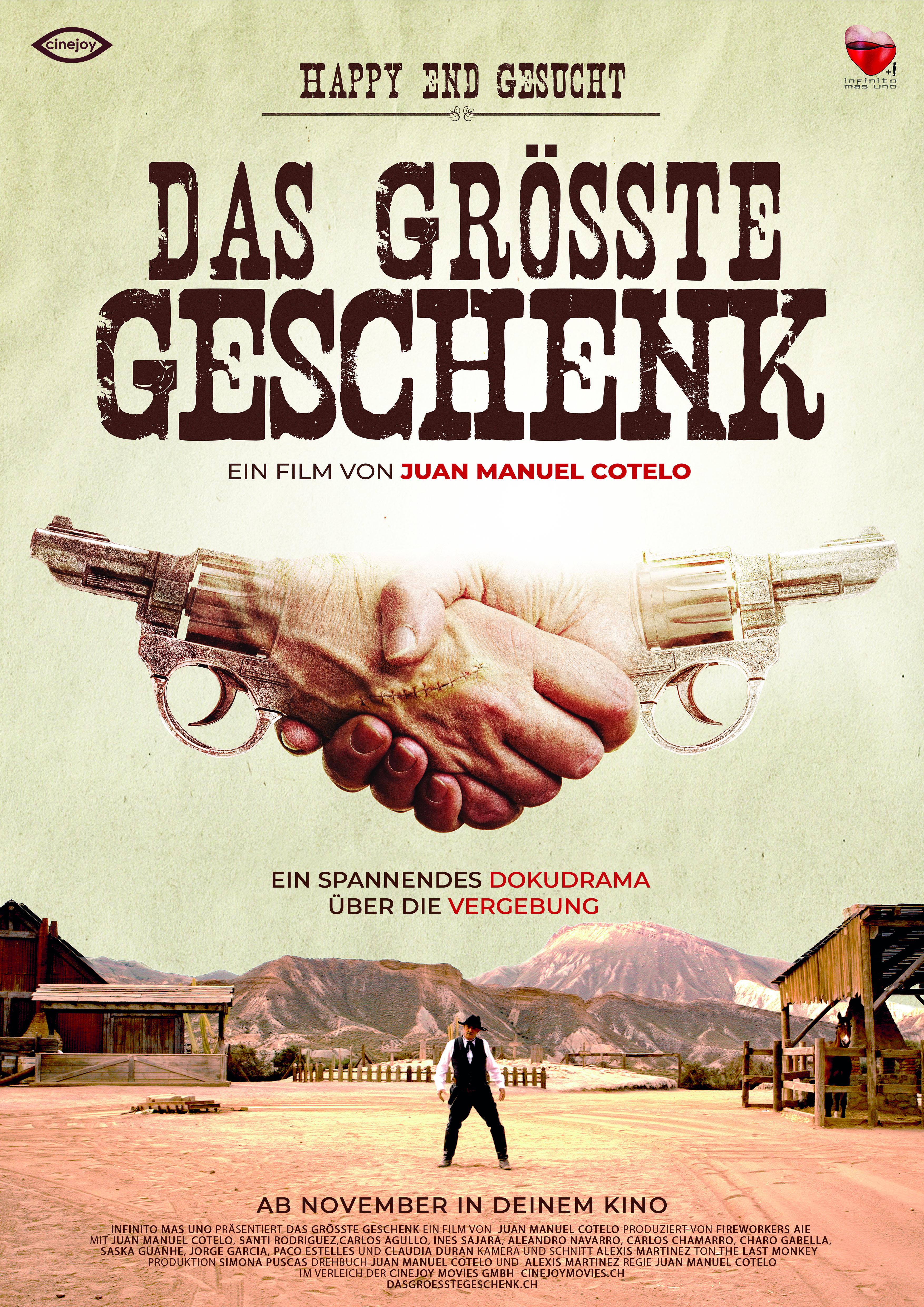 Das Grösste Geschenk Cinejoy Movies Gmbh